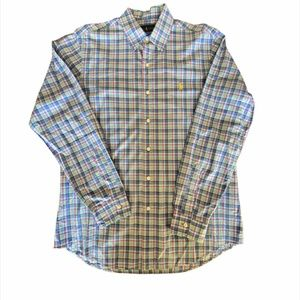 Ralph Lauren Flannel Button-Up Shirt